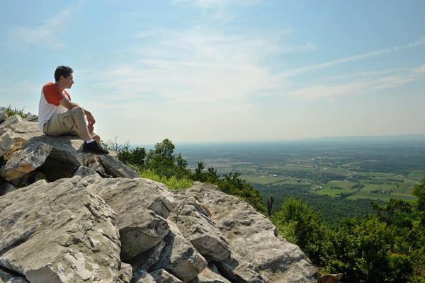 Waggoners Gap, courtesy of the Cumberland Valley Visitors Bureau