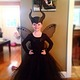 """Payton's costume is simply """"Maleficent"""" to look at. Submitted by Ginny VanGorder."""