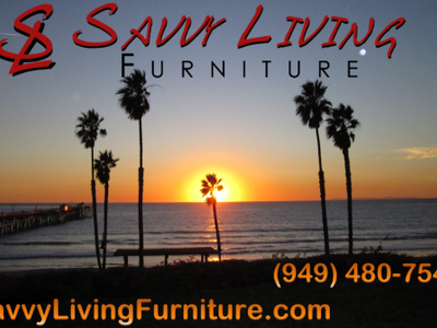 Savvy living furniture   truck magnet pic