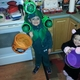 It's a triple pea shooter! Submitted by Stacey Pimental.