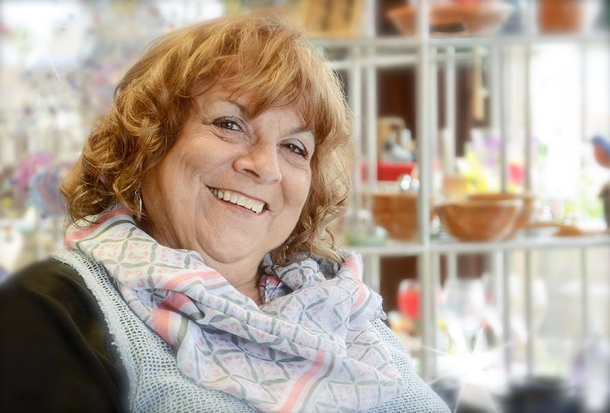 Feature Artist Betty Singer Localeben