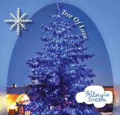 5th Annual Tree of Love Lighting - start Nov 28 2014 0600PM