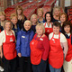 Assistance League volunteers at Operation School Bell event at the Target in El Dorado Hills –Photos by Dante Fontana © Style Media Group