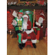 Santa and his Elf were available for photos