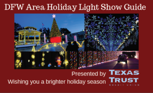 11 DFW-Area Holiday Light Shows to Enjoy in 2014 Presented by Texas Trust - Nov 25 2014 0727PM