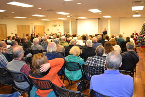 Artesians presence in New Garden discussed at town hall meeting  - 12022014 0317PM