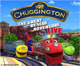 CHUGGINGTON LIVE  - start Feb 05 2015 0700PM
