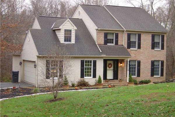 124 Shepherd lane, Kemblesville. Photo courtesy of Realtor.com.