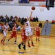 Amanda Brown (3) goes up for two against Melrose.