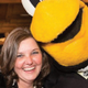 Bonny Diver with Iceburgh at Recipe for Hope last year. He will serve as a celebrity chef this year as well.