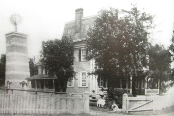 The Chandler-Dixon Frederick House was built in 1880, and was home to generations of the Frederick family.