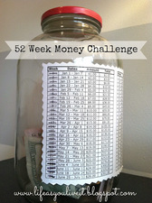 A Great New Years Resolution 52 Week Money Saving Challenge - Jan 07 2015 1051PM