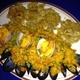 Paella at Aromas Del Sur in Ephrata.