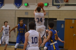 Kennett falls to Downingtown East in OT 54-52 - 01062015 0239PM
