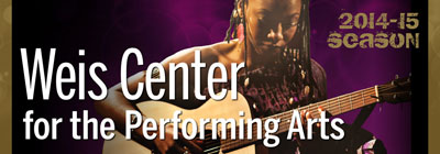 Weis Center for the Perfoming Arts