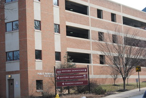 Kennett Square Borough to explore expansion of parking garage - 01252015 0213PM
