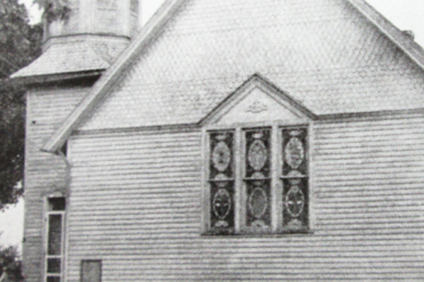 Dale United Methodist Church was built in 1894 on Lake Street as worship center for the black community.