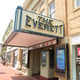The Everett is a mainstay of the downtown, offering a range of films and live performances.
