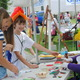 There were plenty of fun activities at the festival.