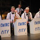 Swing City performed at the Everett Theater.