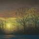 """Courtesy art """"Ephemeral Winter Light."""""""