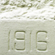 The building's cornerstone.
