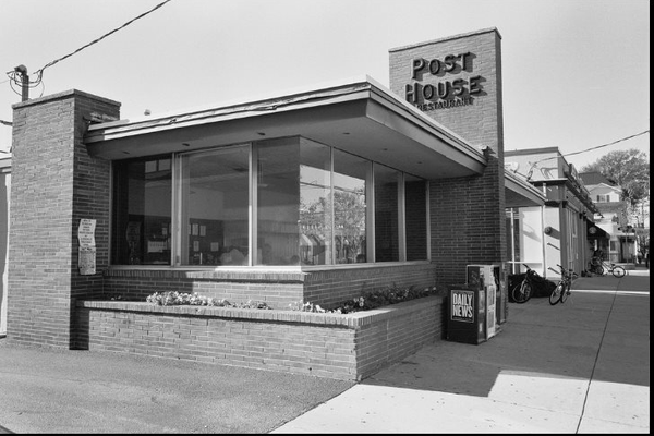 The Post House diner on Main Street, as many longtime residents remember it.