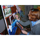 "Courtesy photo When she's not busy working at Layton Preparatory School, Leathrum dedicates herself to her artwork, working on it during evenings, weekends, and school breaks. ""I don't have TV or the Internet in the studio/house so there aren't a lot of distractions,"" she explained."
