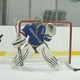 Senior goaltender Kyle Paquette notched his 50th career win against Wilmington.