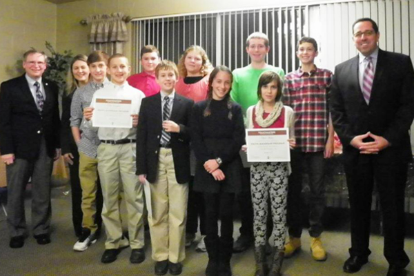 Toastmasters Club Assists Youth with Communication Skills