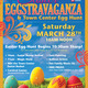 Easter Egg Eggstravaganza and Town Center Egg Hunt - start Mar 28 2015 1000AM