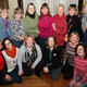 Some members of the WAWHOs pose for a group photo following the December monthly meeting