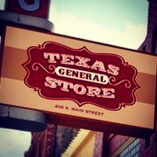 Texas General Store  Grapevine Springs Winery SipShop - start May 21 2015 0600PM