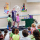 Bubble Wonders wows the library crowd in 2014.