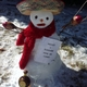 Mexican snowman. Photo courtesy of Steve & Karen Payton