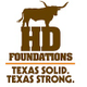 Hd foundations logo wht