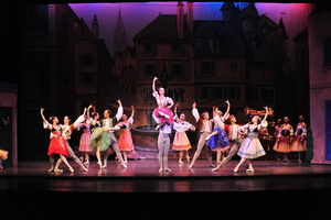 Coppelia - start Apr 18 2015 0700PM
