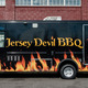 The Jersey Devil Barbecue truck capitalizes on local legend. (Photo by Suzette J. Lucas)