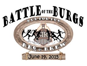 Run for a Good Cause in Battle of the Burgs - Apr 10 2015 1226PM