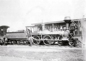 All Aboard When the Railroad Came to Concord - start May 07 2015 0700PM