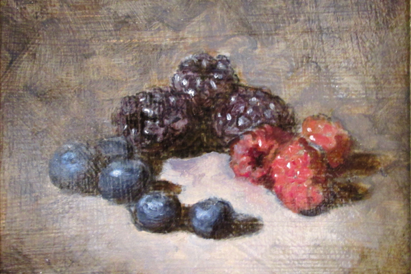 'Mixed Berries' by William Basciani.