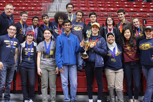 SSA Science Olympiad Teams Sweeps Tournament