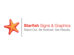 Final starfish logo