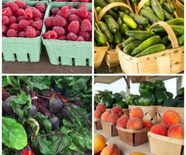 Fresh is Always Best Farm Stands in New Hamphsire  Vermont - Jun 09 2015 0242PM