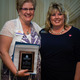 Touchpoints to Tranquility was awarded the New Member of the Year Award at the Oswego Chamber of Commerce Annual Meeting on May 7th.  Pictured is Touchpoints owner Elizabeth Gindt with Vice Chairman of the Board Lynn Flores