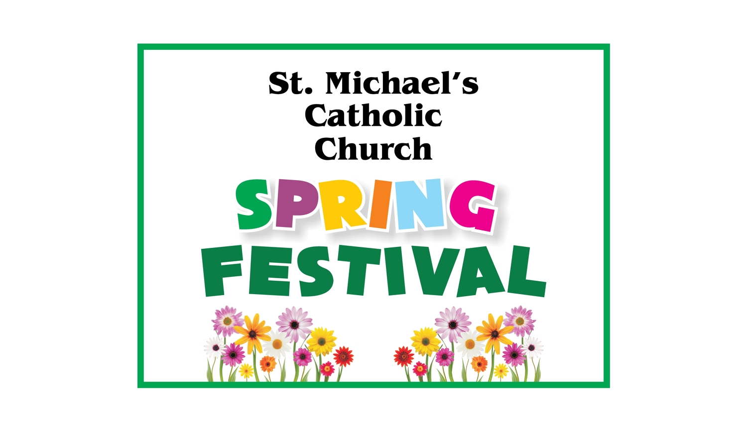 St. 20michael s 20church 20  20spring 20festival 20  20all 20crvs