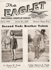 World War II Eaglet - May 22 2015 0306PM