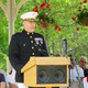 Keynote speaker Lt. Col. Thomas Reilly