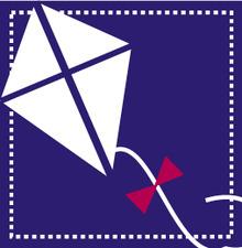 Medium bwc kite logo