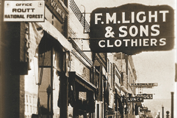 18) F.M. Light & Sons
